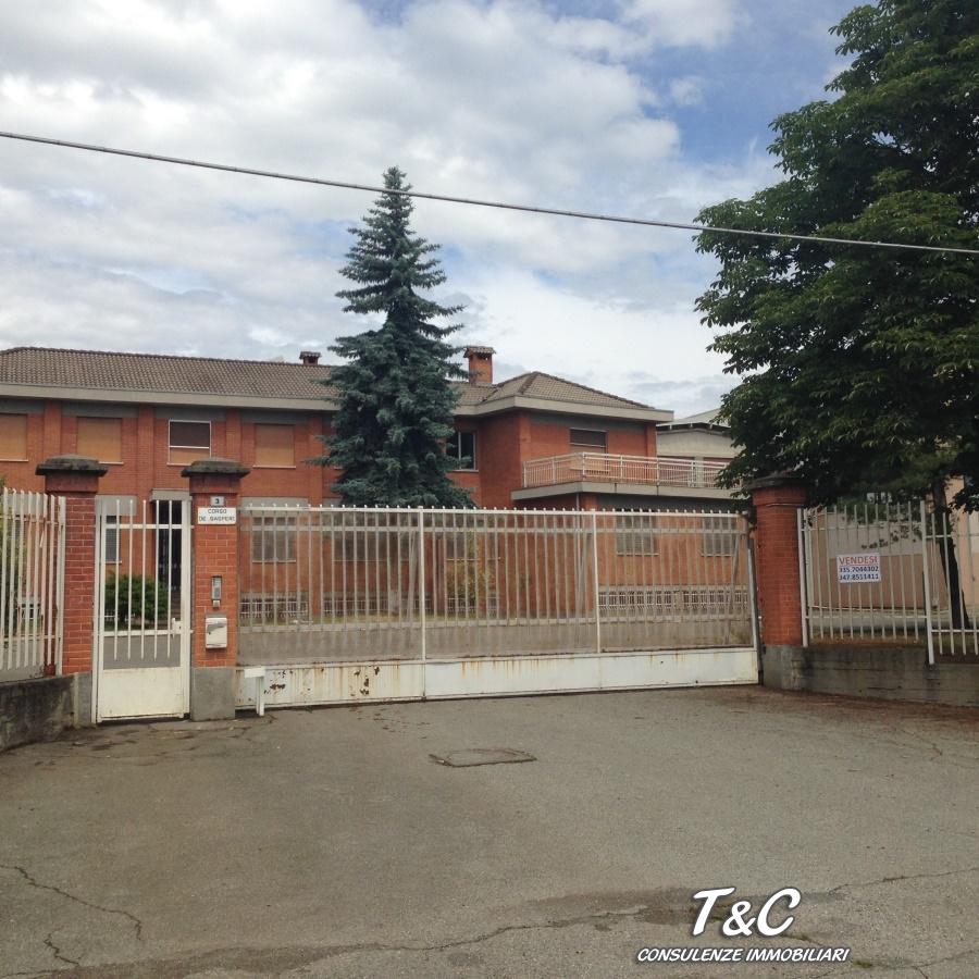 Capannone in vendita a Robassomero, 1 locali, prezzo € 4.200.000 | Cambio Casa.it