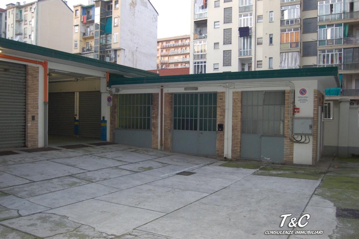 Magazzino in vendita a Torino, 1 locali, prezzo € 30.000   Cambio Casa.it