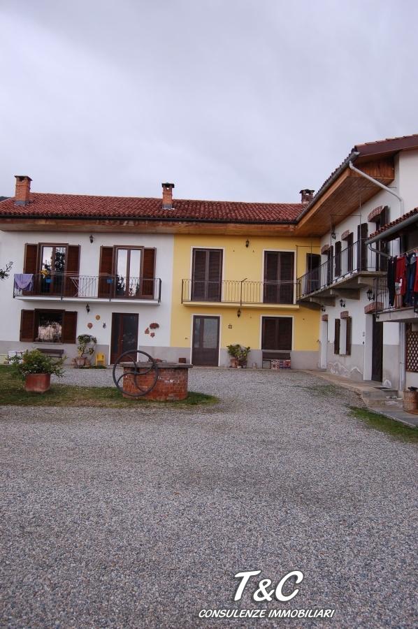 Rustico / Casale in vendita a San Secondo di Pinerolo, 4 locali, prezzo € 150.000 | Cambio Casa.it