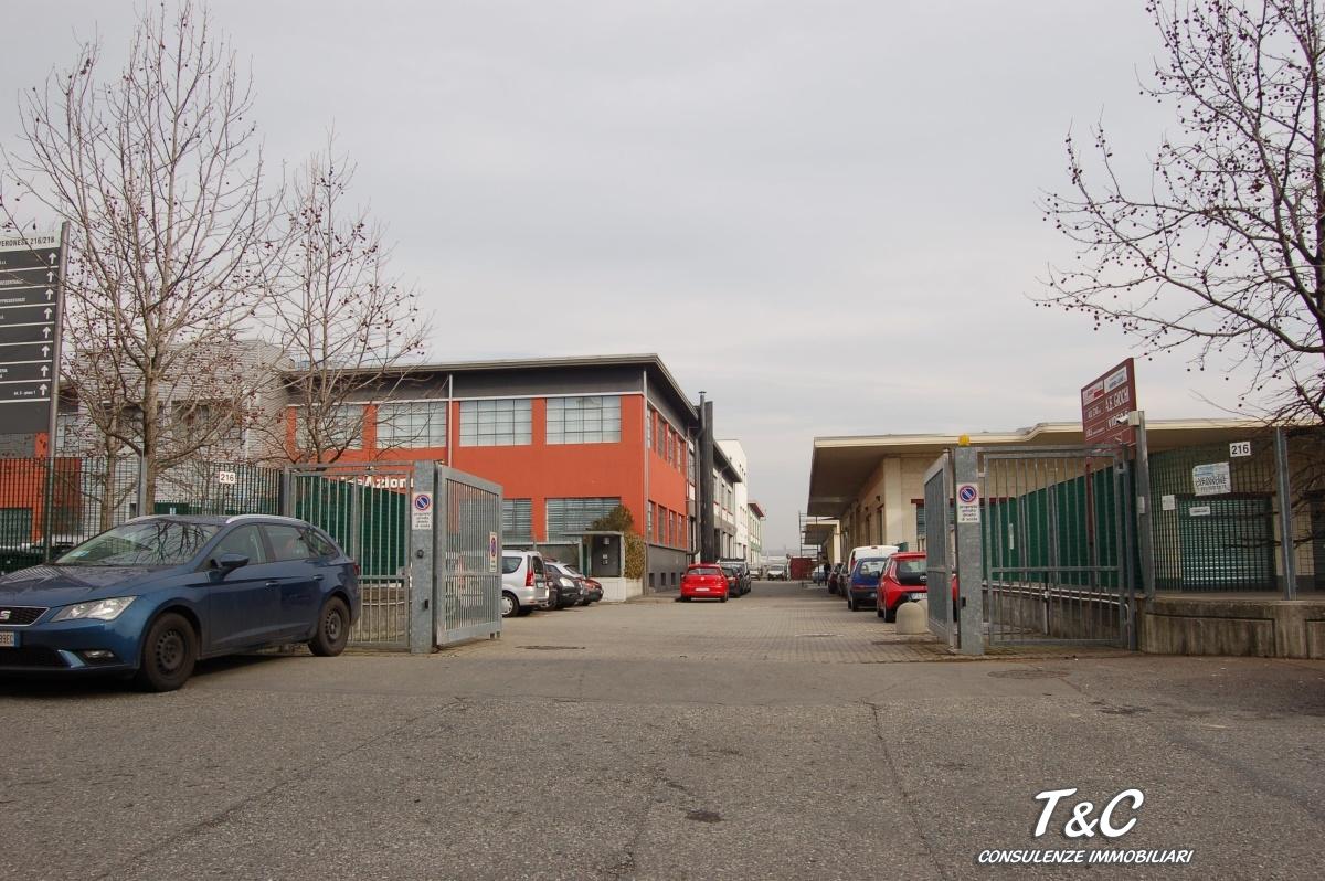 Magazzino in affitto a Torino, 1 locali, prezzo € 1.000 | Cambio Casa.it