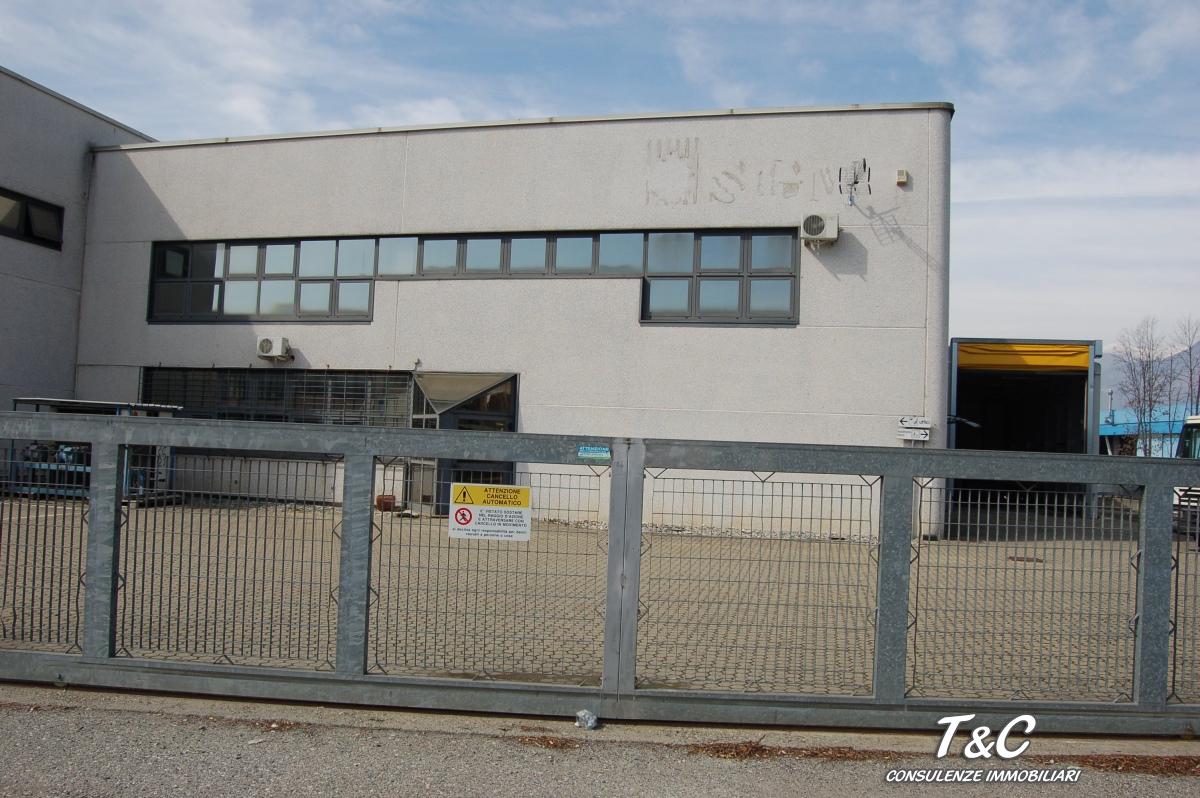 Vendita Capannone Commerciale/Industriale Avigliana viale gandhi 225254